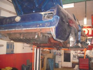 Ford_Mustang_demontage_Anbauteile (2)